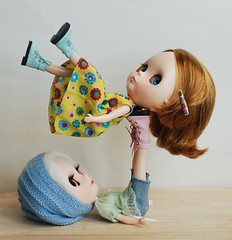 A Blythe a day June - 11 - funny photo by *KaChu*