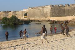 Ilha de Moçambique: Fortaleza de São Sebastião photo by zug55