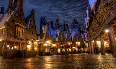 Wizarding World of Harry Potter: Shopping in Hogsmeade photo by Hamilton!