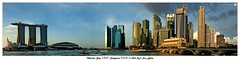Singapore 新加坡 - Marina Bay 滨海湾 <Panorama> photo by SKHO 