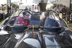 Checkin' out the Batmobile photo by LynxPics