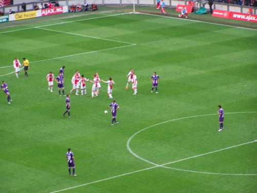 7105702713 a79a40d9ec Ajax   FC Groningen 2 0, 22 april 2012