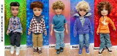 One Direction bratz boy band !!! photo by 1st ♥ Bratz Boyz
