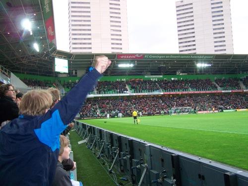 7120792715 f8b903f1f6 FC Groningen   De Graafschap 1 1, 27 april 2012