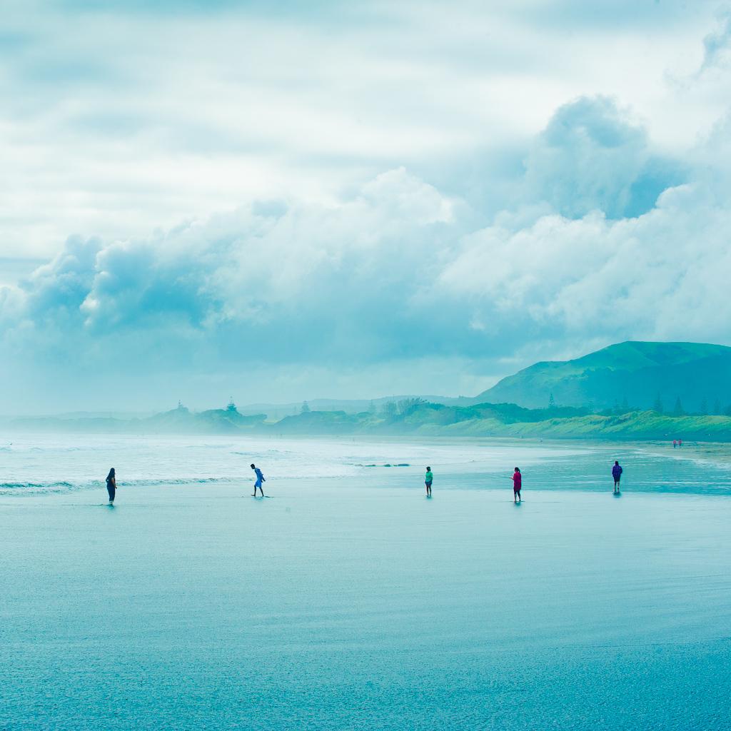 Beach photo by ►CubaGallery