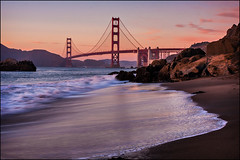 The Bridge from Baker Beach - Explored photo by PrevailingConditions