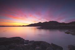 Sanna Bay view photo by Stuart Stevenson