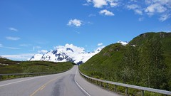 Road to Valdez