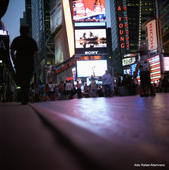 Times Square photo by Rafakoy