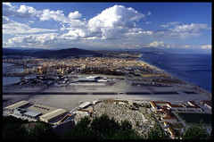 Gibraltar Airport East photo by Dan Photographic