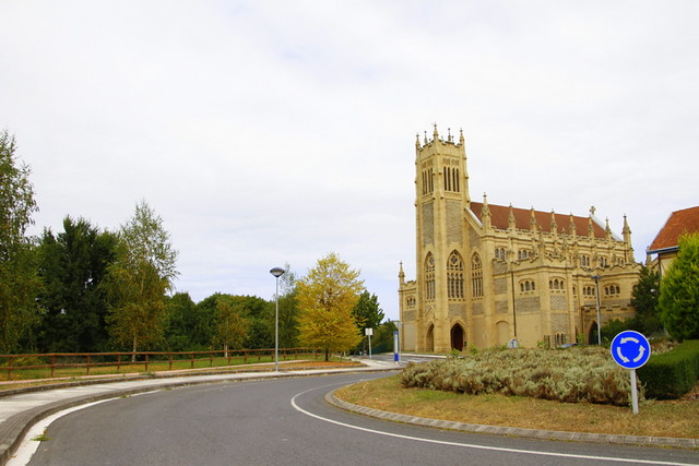 Iglesia de Zorroaga (Donostia)
