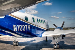 1978 King Air B100 (Dash 10) - sn BE-51 - N100TW - 12 photo by Corporate Flight Management
