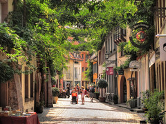 City Life in Freiburg photo by Habub3