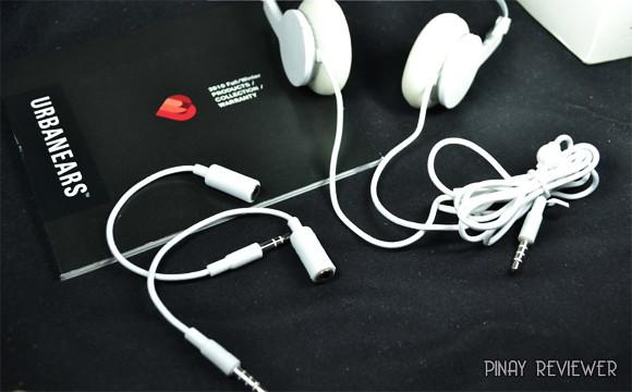 Urbanears Tanto Headphones extensions