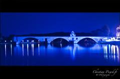 Avignon, Le pont photo by Christian Picard