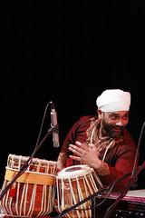 Ust Sukhwinder Singh Naamdhari (Pinky) photo by SAA-uk