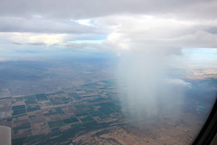 Rain cloud over Phoenix photo by kevin dooley