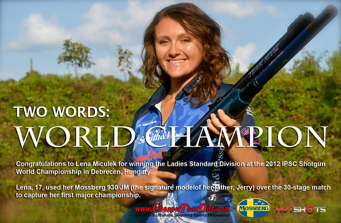 Lena World Champion