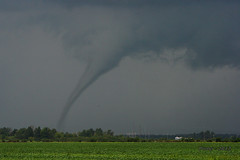 Tornado Spawned by Hurricane Isaac Remnants at Ash Hill, MO photo by Nanner Hogger