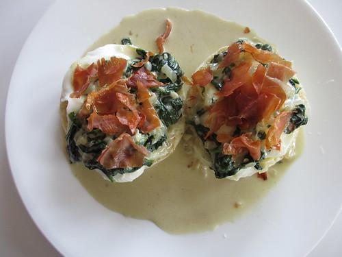Spinach Florentine