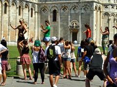 Pisa, piazza dei miracoli... photo by annibale barone
