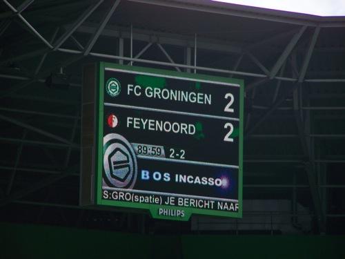 8063062479 5f98a8c1af FC Groningen   Feyenoord 2 2, 7 oktober 2012