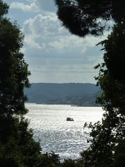 Anadalu Kavagi-pointe nord est-rive asiatique d'Istanbil