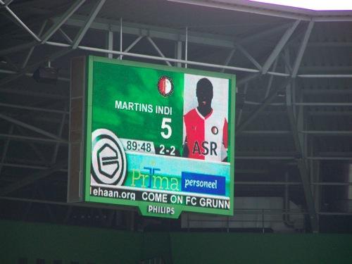 8063062694 6b05778900 FC Groningen   Feyenoord 2 2, 7 oktober 2012