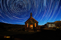 Bodie Ghost Town photo by RuggyBearLA