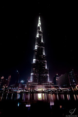 Burj Khalifa photo by Mohammed Almuzaini © محمد المزيني