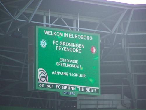 8063068630 d716e7ffc8 FC Groningen   Feyenoord 2 2, 7 oktober 2012