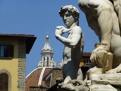 Landmarks of Florence photo by Frans.Sellies