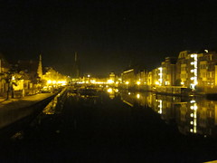 Leiden at Night