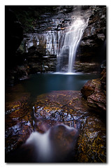 Empress falls, Blue Mountains NSW photo by Colin_Bates