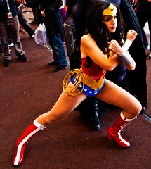 NYCC 2012 Wonder Woman 3 photo by JHM Project