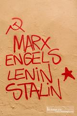 breu història del comunisme / brief history of communism photo by lluìs