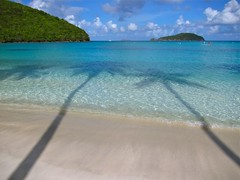 Shadows of Maho Bay photo by haddartist
