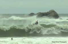 Floater in the shorebreak. photo by robert.rinkel