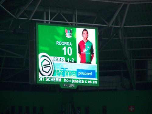8153991180 ec7d64174f FC Groningen   NEC 1 2, 4 november 2012