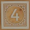John Crane Classic Block Number 4