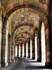 Arcade Congresshall Nuremberg / Germany photo by Habub3