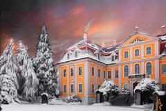 ~~~ Chateau Rammenau in Wintertime ~~~ photo by jmb_germany
