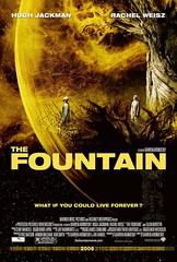 Trailer y póster de 'The Fountain' de Darren Aronofsky