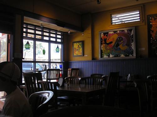 Cafe Mambo, Paia