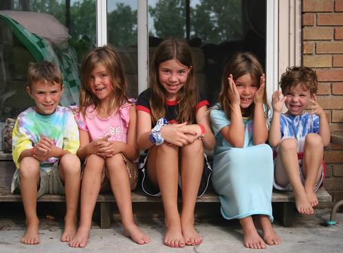 The kids 2006
