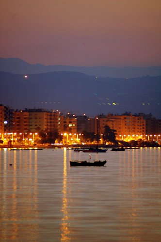 limassol before sunrise