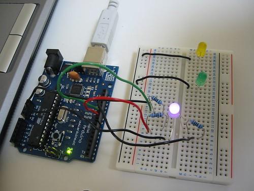 Iot arduino workshop at artificialtourism