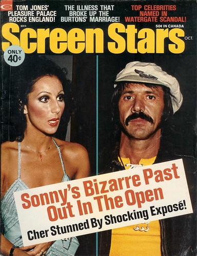 screen stars sonny cher