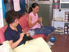 Knitting & Crocheting in South Korea