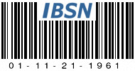 IBSN: Internet Blog Serial Number 01-11-21-1961
